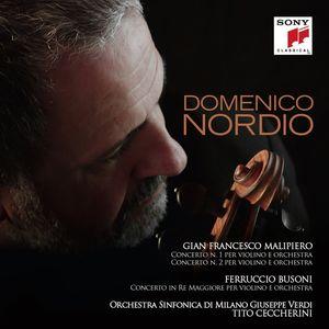 Malipiero /  Busoni: Violin Concertos