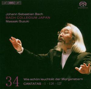 Complete Cantatas 34