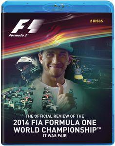 Formula One 2014 Review