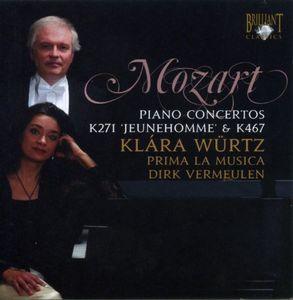 Piano Concertos K 467 & K 271
