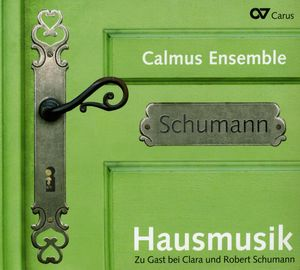 House Music: Staying with Robert & Clara Schumann