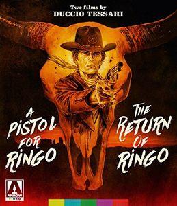 A Pistol for Ringo /  The Return of Ringo , Giuliano Gemma