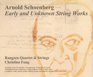 Early & Unknown String Works/ Rangzen Quartet & STR