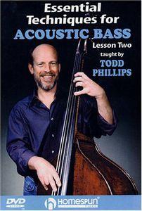 Acoustic Bass: Volume 2