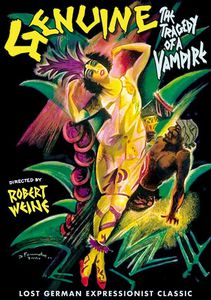 Genuine: Tragedy of a Vampire