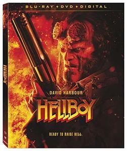 Hellboy , David Harbour