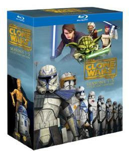 Star Wars: The Clone Wars - Season 1-5 Collectors Edition