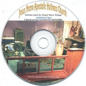 Antichrist Clues Sermon 06/ 26/ 2004 Pastor Steve Wi