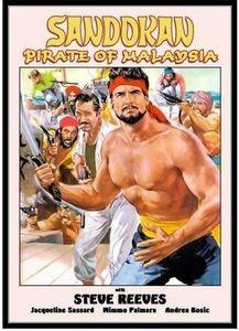 Sandokan, Pirate of Malaysia
