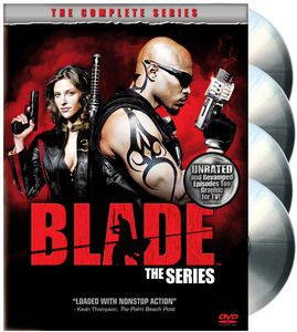 Blade: The Series: The Complete Series