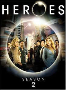 Heroes: Season 2 [Widescreen] [4 Discs] [Digipak] [Slipcase]