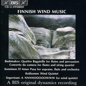Finnish Wind Music