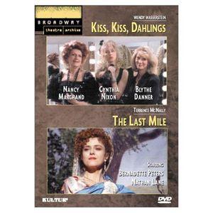 Kiss Kiss Dahlings /  The Last Mile