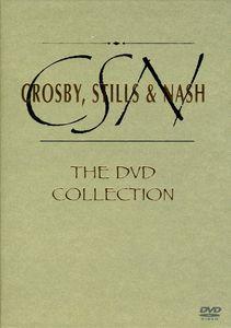 Crosby, Stills & Nash: The DVD Collection
