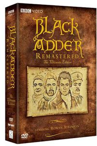 Black Adder: The Ultimate Edition (Remastered)