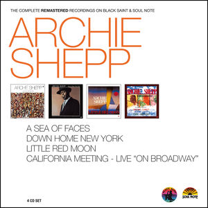 Archie Shepp - the Complete Remastered Recordings