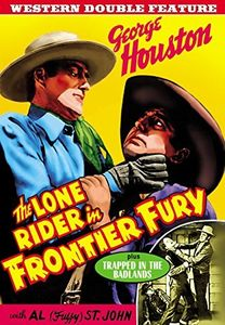 Lone Rider Double Feature: The Lone Rider in Frontier Fury (1941)