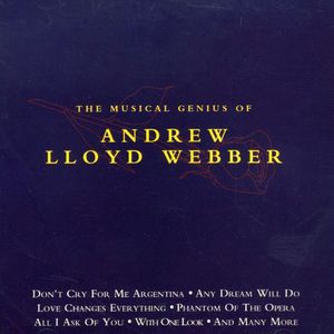 Musical Genius Of Andrew Lloyd Webber [Import]