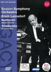 Egmont Overture /  Symphony No.5