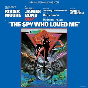 The Spy Who Loved Me (Original Motion Picture Score)