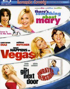 Romantic Comedy Blu-Ray 3 Pack