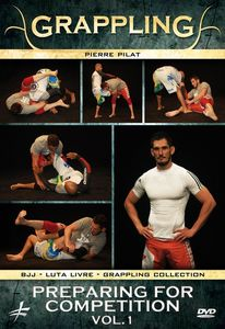 Grappling Brazilian Fighting: Preparing For Competition, Vol. 1