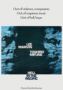 Hell in the Pacific , Lee Marvin