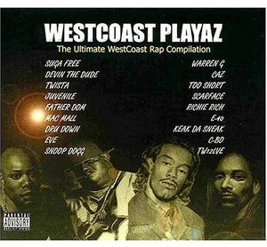 Westcoast Playaz [Explicit Content]