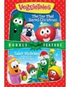 VeggieTales Double Feature: The Toy That Saved Christmas /  Saint Nicholas: A Story of Joyful Giving