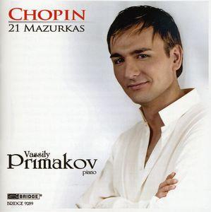 Primakov Plays Chopin