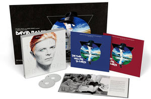 The Man Who Fell to Earth (Original Soundtrack Recording) (Deluxe Box Set)