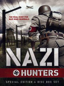 Nazi Hunters: UK 4 Disc Edition [Import]