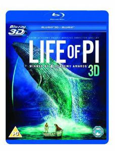 Life of Pi 3D [Import]