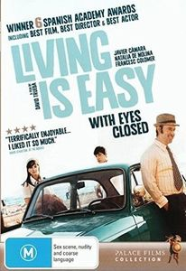 Living Is Easy (With Eyes Closed) [Import]