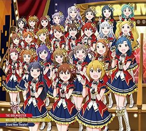 Idolm@Ster Million The@Ter Generation 01 Brand New Theater! (OriginalSoundtrack) [Import]