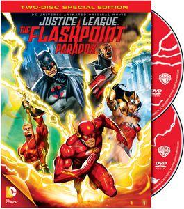 DCU: Justice League - Flashpoint Paradox