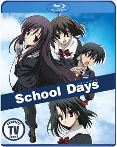 School Days: Complete TV Series