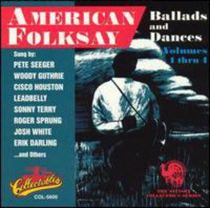 American Folksay 1-4 /  Various