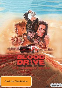 Blood Drive: The Complete Series [Import]