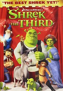 Shrek the Third/ Antz/ Spirit