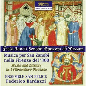 Music & Liturgy in 14th Century Florence /  Various