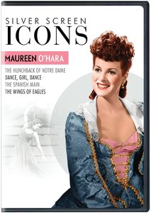 Silver Screen Icons: Maureen O'Hara