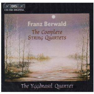 Complete String Quartets 1-3