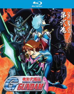 Mobile Fighter G-Gundam: Part 2 Collection