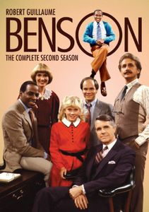 Benson: The Complete Second Season