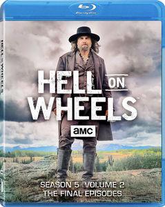 Hell on Wheels: Season 5 Volume 2: The Final Episodes