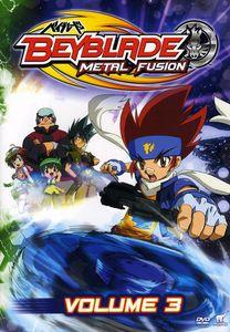 Beyblade: Metal Fusion: Volume 3