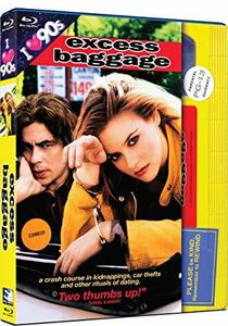 Excess Baggage (Retro VHS Packaging)