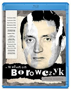 The Walerian Borowczyk Shorts Collection