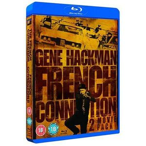 French Connection 1 & 2 (Blu-ray) [Import]